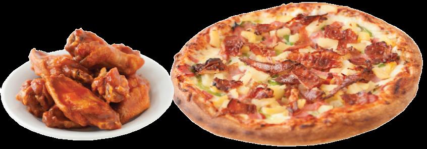 pizza specials carp Chicken Wings Restaurant